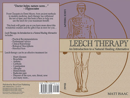 Cover design for alternative therapy and healing book