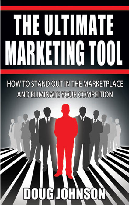 Cover designed for marketing professional handbook